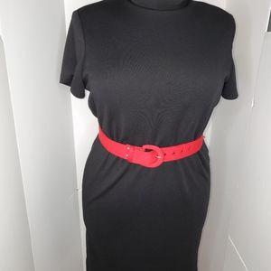 Leslie Fay vintage sheath dress